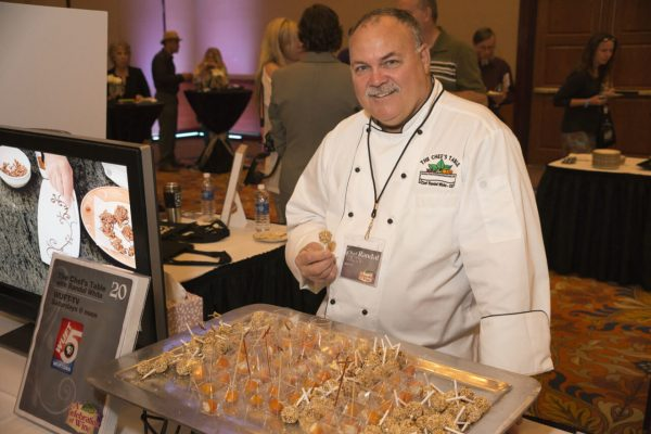 Join Chef Randal White for a live taping of the new WUFT North Central Florida Chef Showcase Series