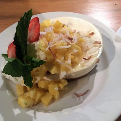 Guava Cheesecake Recipe