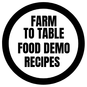 Farm to Table Recipes