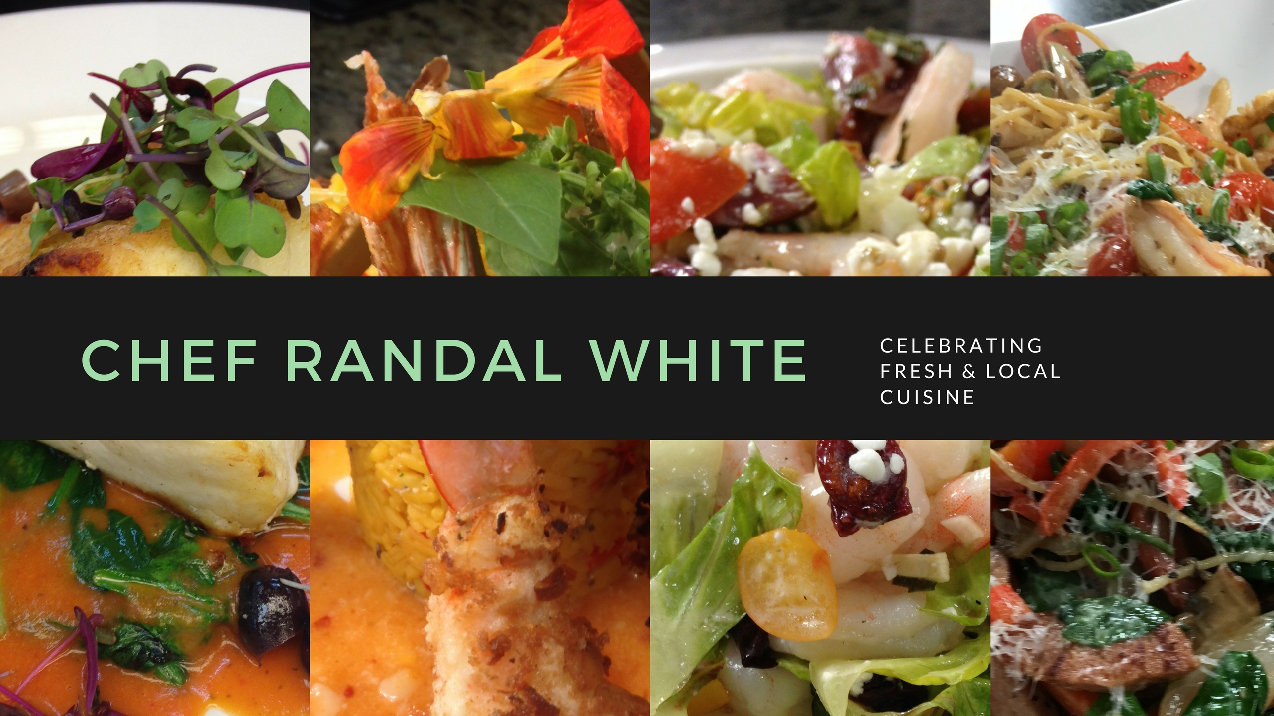Chef Randal White https://chefrandalwhite.com