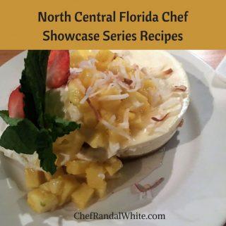 North Central Florida Chef Showcase Series Recipes
