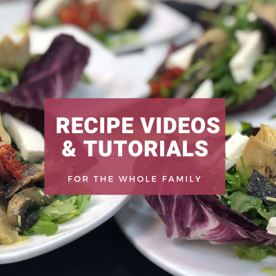 Cooking Videos and Tutorials