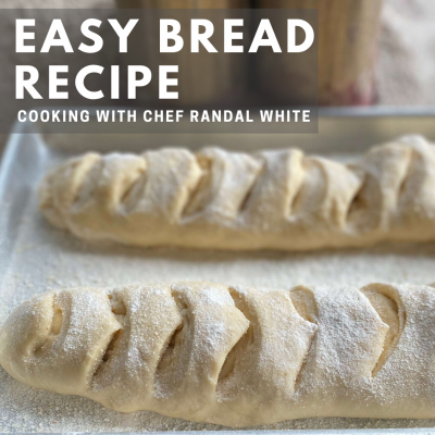 Quick and Easy Bread Recipe